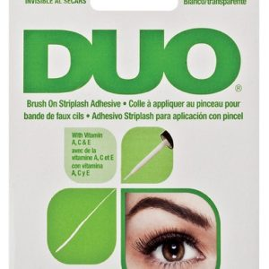 Duo Brush On Clear Adhesive with Vitamins (5 gr.) (GREEN)