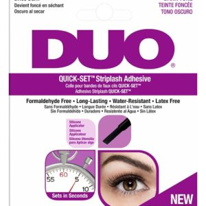 Duo Quick Set Adhesive Brush - Dark (5g ) (PURPLE)