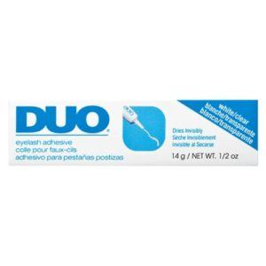 Duo Lash Adhesive 14g Clear STOR TUBE (BLUE)