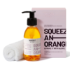 Veoli SQUEEZE AN ORANGE 2in1 Cleansing and Massage Oil