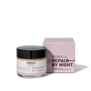 Veoli REPAIR BY NIGHT Night Lipid Protective Face Cream 60ml vegansk nattkrem, vegansk ansiktskrem
