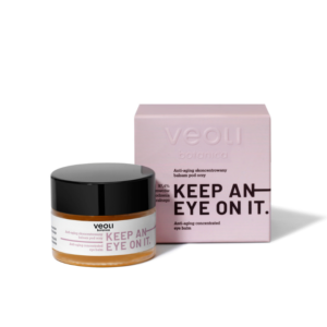 Veoli KEEP EYE ON IT Anti-aging Concentrated Eye Balm 15ml - anti-aldring, konsentrert øyebalm